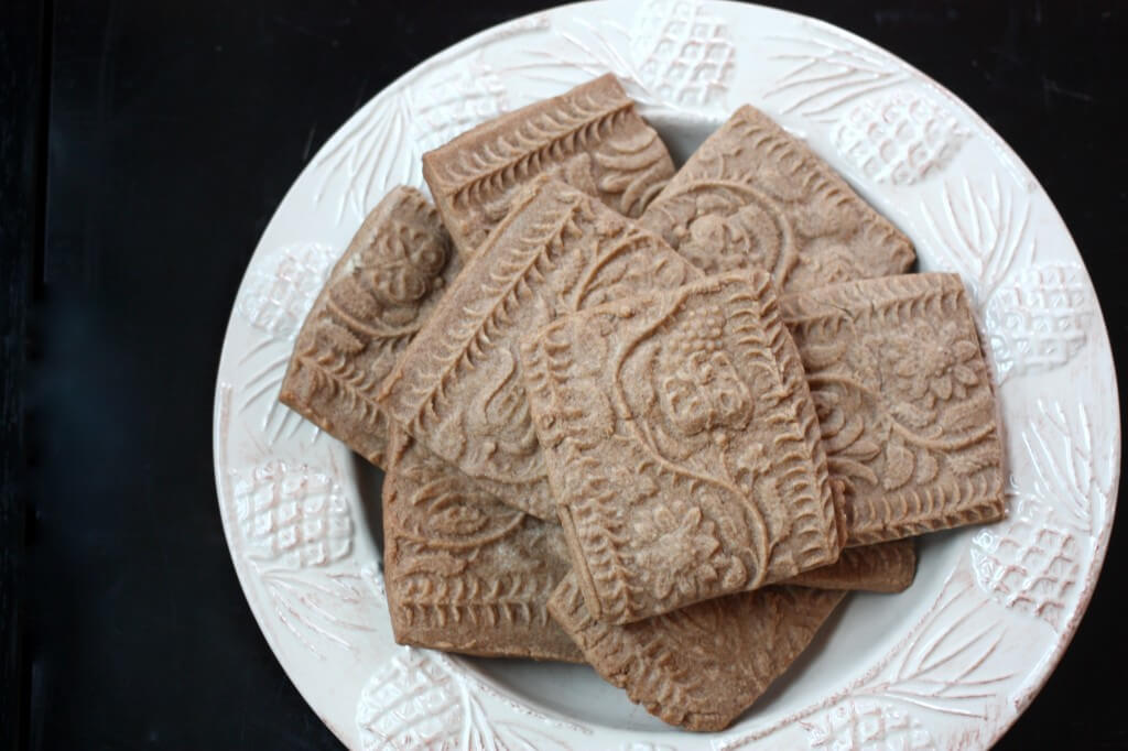 Spicy Dutch Speculaas Cookie Recipe | The Old Hen - Starting From ...